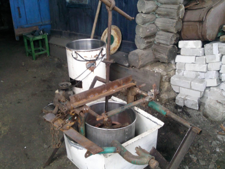Коптильня из стиральной машины своими руками