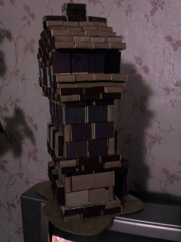 Поделка машина из спичечных коробков своими руками