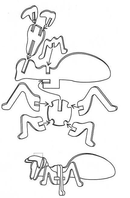 выпиливание чертежи схемы